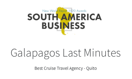 South America Business Awards - Winner 2020