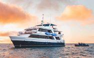 Bonita Galápagos cruise boot
