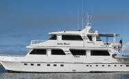 Aida Maria Galapagos cruise boot