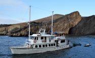 Golondrina Galápagos Cruise Yacht