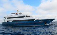 Calipso Galápagos cruise duik boot