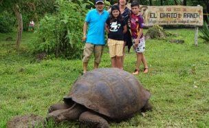 Family Vacation Galapagos Islands